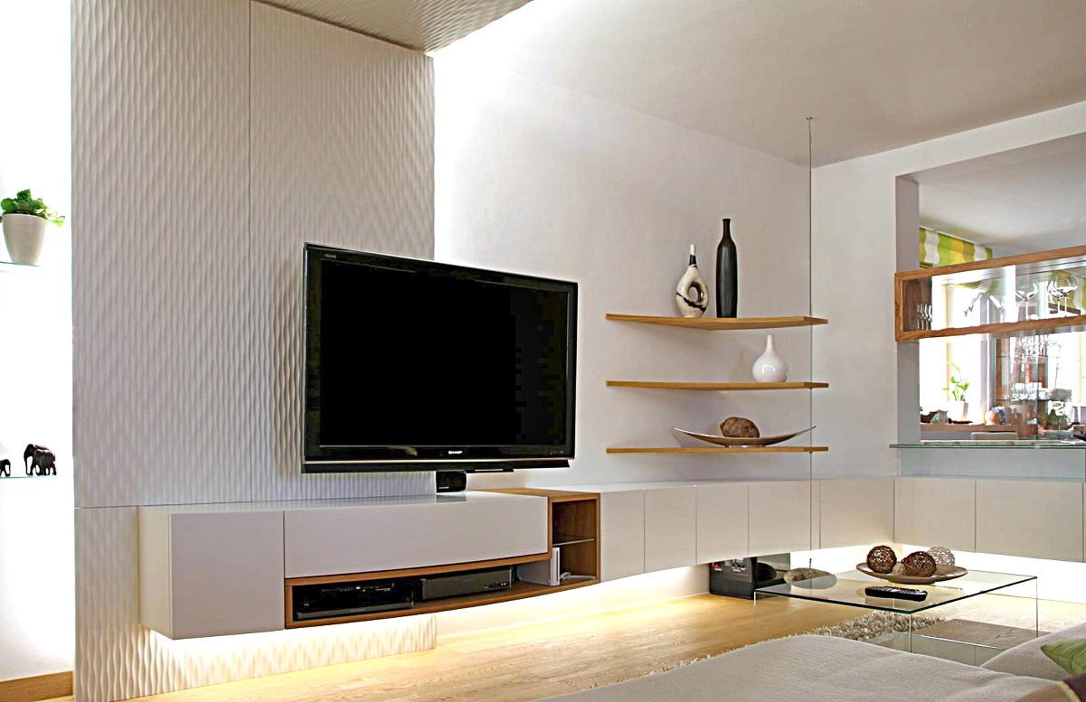 Waves seitenansicht wohnzimmer